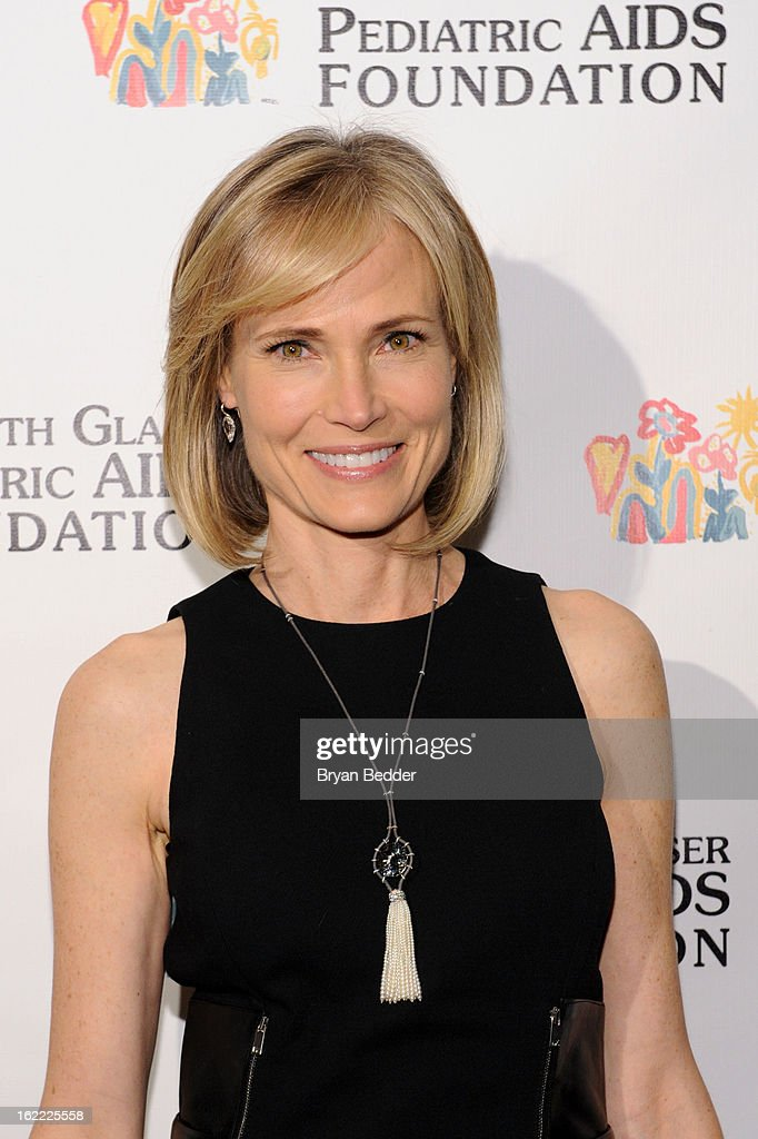 TV correspondent Willow Bay attends the Elizabeth Glaser Global Champions of a Mothers Fight Awards Dinner at Mandarin Oriental Hotel on February 20, 2013 in New York City.