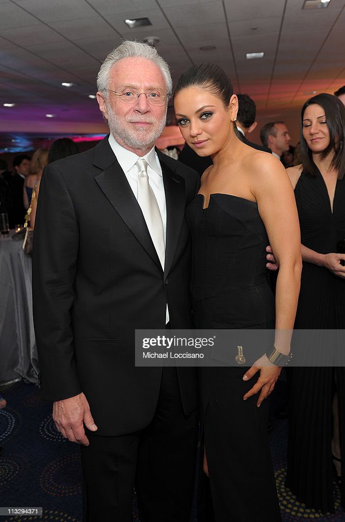 CNN Correspondent <a gi-track='captionPersonalityLinkClicked' href=/galleries/search?phrase=Wolf+Blitzer&family=editorial&specificpeople=221464 ng-click='$event.stopPropagation()'>Wolf Blitzer</a> and actress <a gi-track='captionPersonalityLinkClicked' href=/galleries/search?phrase=Mila+Kunis&family=editorial&specificpeople=212845 ng-click='$event.stopPropagation()'>Mila Kunis</a> attend the TIME/CNN/People/Fortune White House Correspondents' dinner cocktail party at the Washington Hilton on April 30, 2011 in Washington, DC.