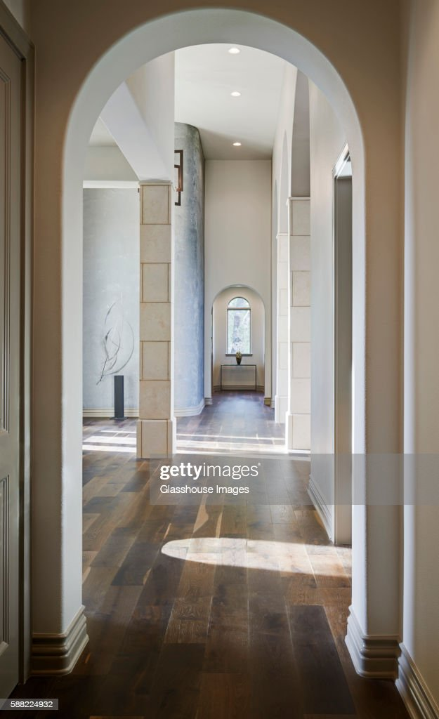 Corridor in Luxury Home