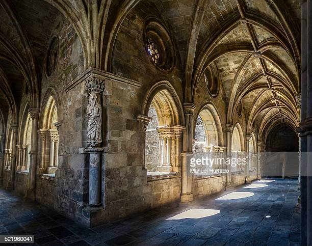 Corridors of the Cloister
