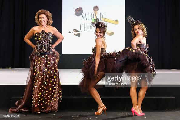 39 salon du chocolat chocolate fair 39 20th anniversary for Salon gourmet porte de versailles