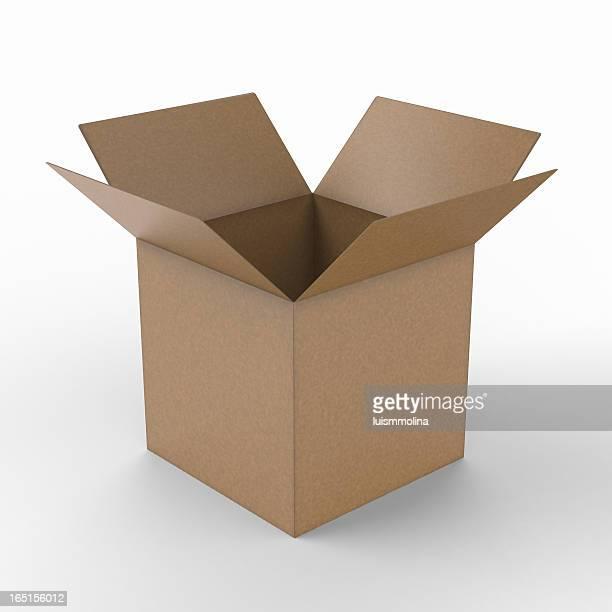 Boîte en carton ondulé