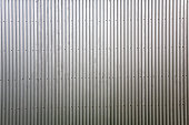 Corrugated iron