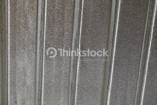 corrugated metal roof texture stock photo - Metal Roof Texture