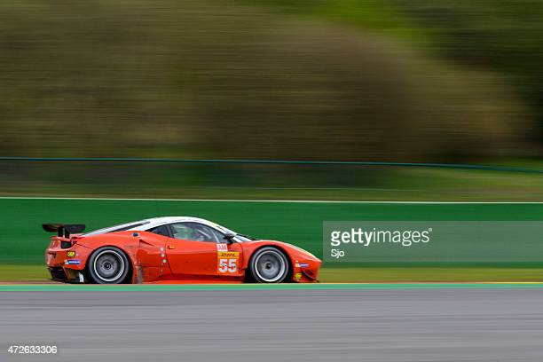 AF Corse Ferrari 458 Italia GT race car