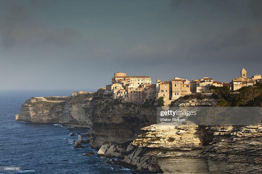 Corse-du-Sud, Corsica, City View