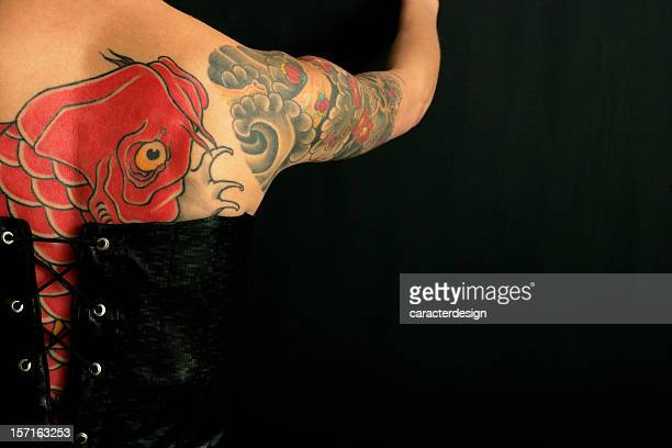 Mafia symbols stock photos and pictures getty images for Tattoo parlors in tacoma