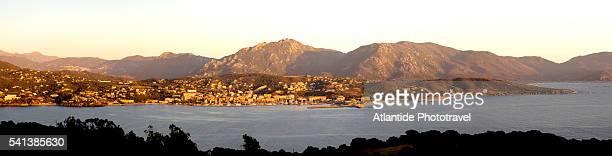 Corsica Coastline at Propriano