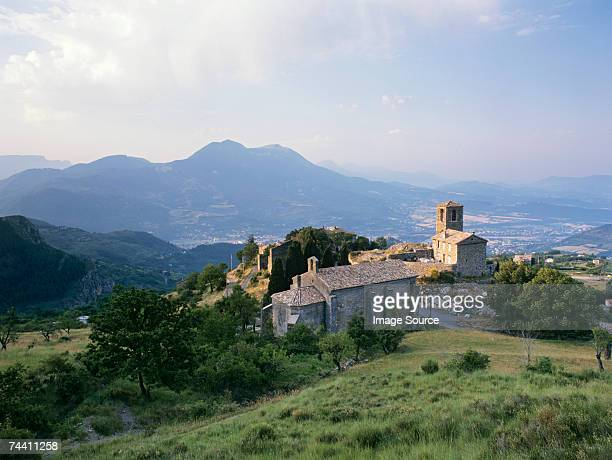 Corsican scene