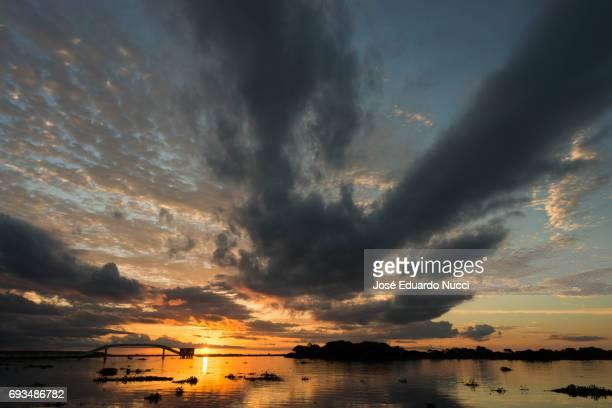 Corumbá sunset