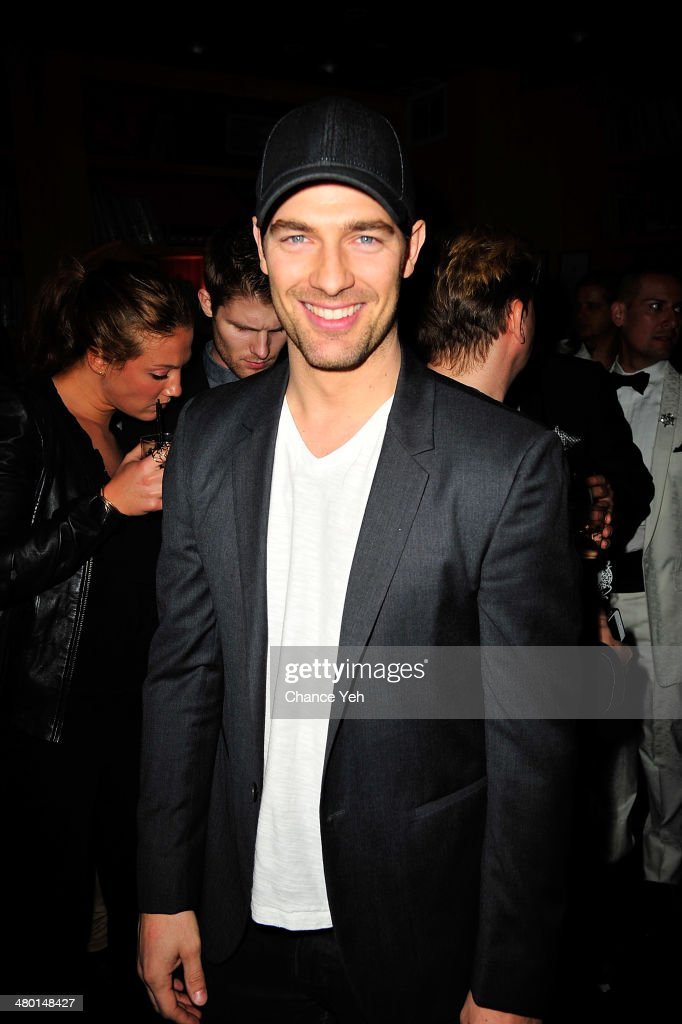 Cory Bond attends 2nd Supermodel Saturday at No.8 on March 22, 2014 in New York City.