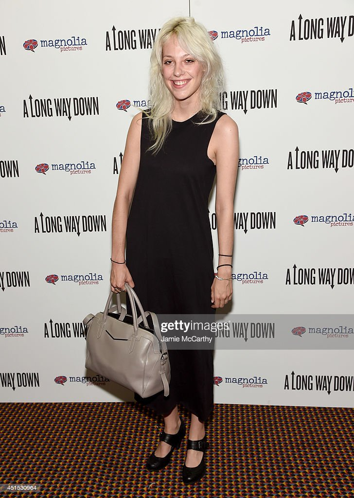 Cory Kennedy attends 'A Long Way Down' New York premiere at City Cinemas 123 on June 30, 2014 in New York City.