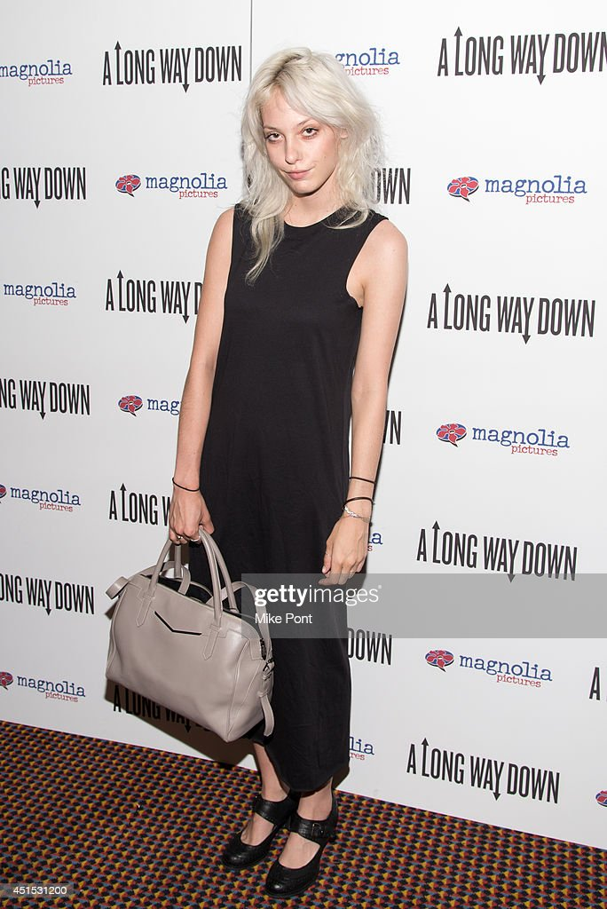 Cory Kennedy attends the 'A Long Way Down' New York premiere at City Cinemas 123 on June 30, 2014 in New York City.