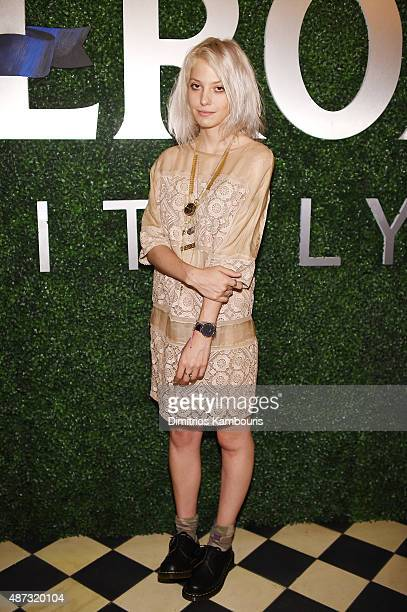 Cory Kennedy attends the debut of Margherita Missoni and Peroni Nastro Azzurro's Fall fashion collaboration during New York Fashion Week on September...