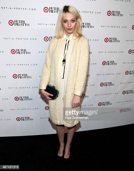 Cory KennedyLevin attends Peter Pilotto For Target Launch at Gotham Hall on February 6 2014 in New York City