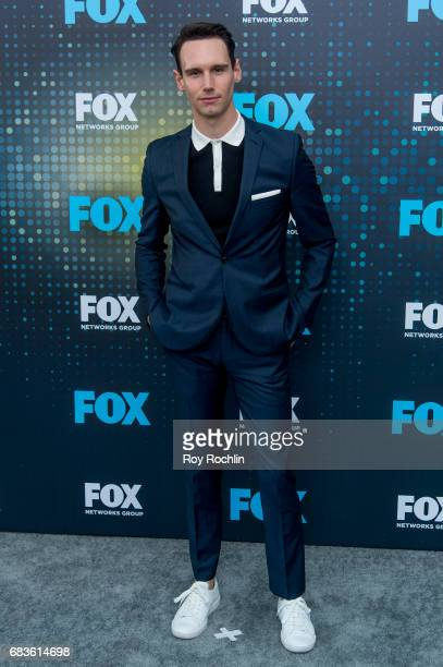 Cory Michael attends the 2017 FOX Upfront at Wollman Rink Central Park on May 15 2017 in New York City