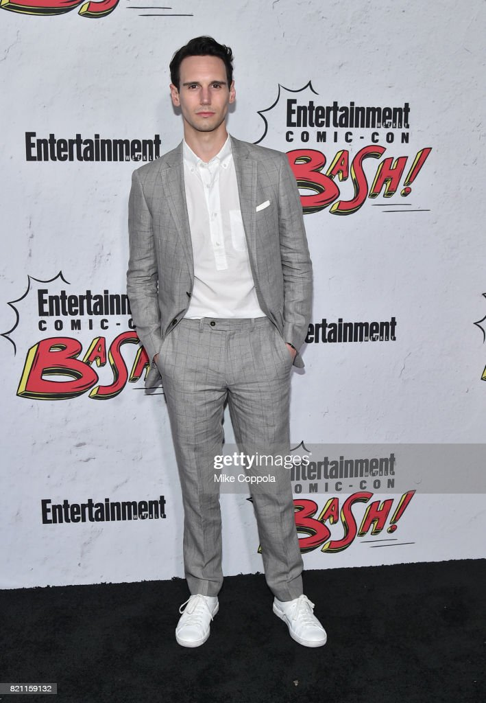 Cory Michael Smith at Entertainment Weekly's annual Comic-Con party in celebration of Comic-Con 2017 at Float at Hard Rock Hotel San Diego on July 22, 2017 in San Diego, California.