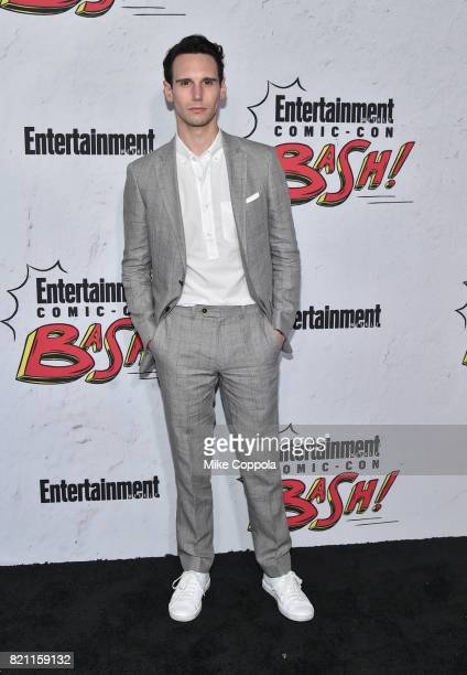 Cory Michael Smith at Entertainment Weekly's annual ComicCon party in celebration of ComicCon 2017 at Float at Hard Rock Hotel San Diego on July 22...