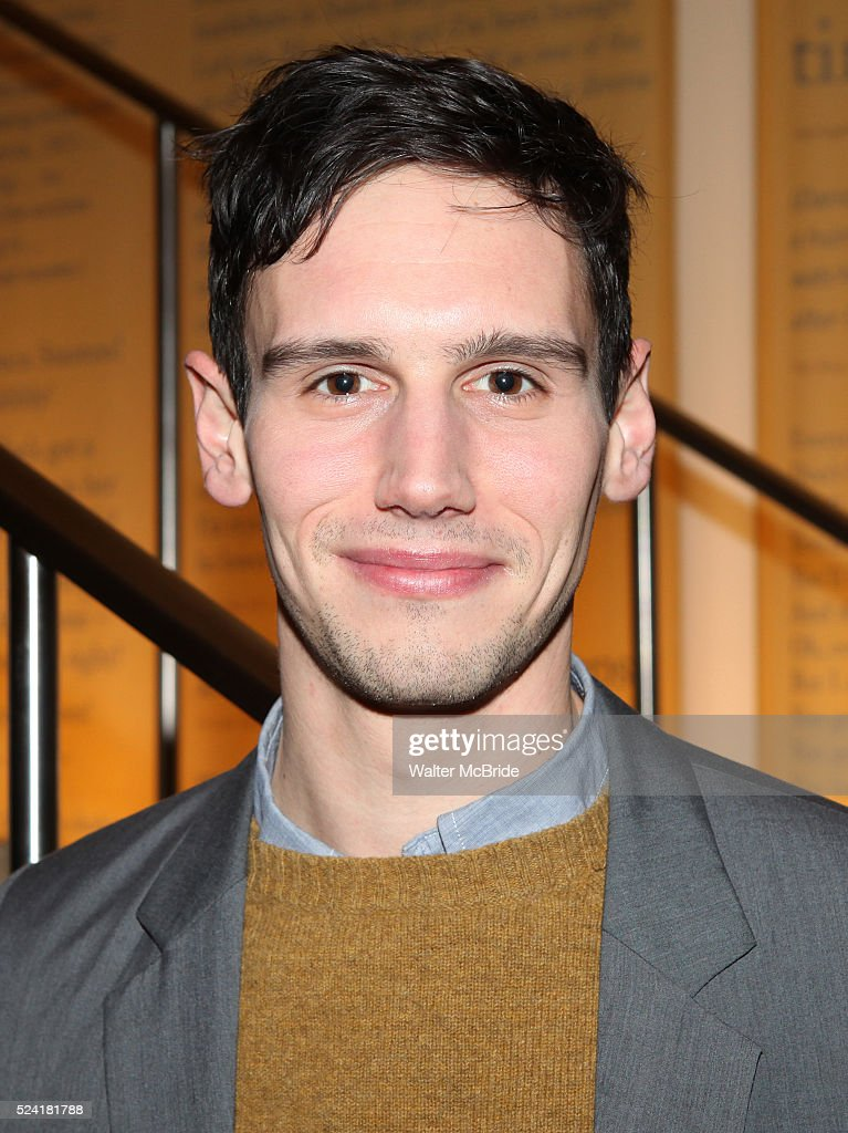 Cory <b>Michael Smith</b> attending the Opening Night for the Playwrights Horizons ... - cory-michael-smith-attending-the-opening-night-for-the-playwrights-picture-id524181788