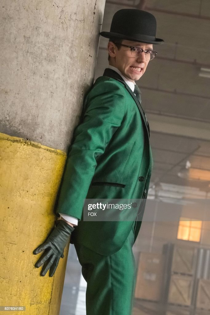 Cory Michael Smith in the second half of the special two-hour season finale episode of GOTHAM, Heroes Rise: Heavydirtysoul, airing Monday, May 29 (9:00-10:00 PM ET/PT) on FOX.