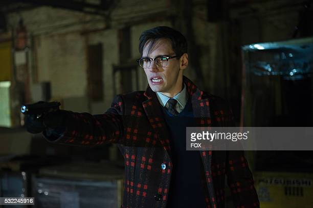 Cory Michael Smith in the 'Wrath of the Villains Into The Woods' episode of GOTHAM airing Monday April 11 on FOX