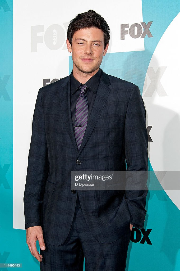 <a gi-track='captionPersonalityLinkClicked' href=/galleries/search?phrase=Cory+Monteith&family=editorial&specificpeople=4491048 ng-click='$event.stopPropagation()'>Cory Monteith</a> attends the Fox 2012 Programming Presentation Post-Show Party at Wollman Rink - Central Park on May 14, 2012 in New York City.