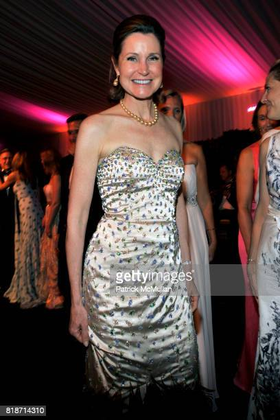Cosby George attends THE CONSERVATORY BALL at The New York Botanical Garden on June 3 2010 in New York City
