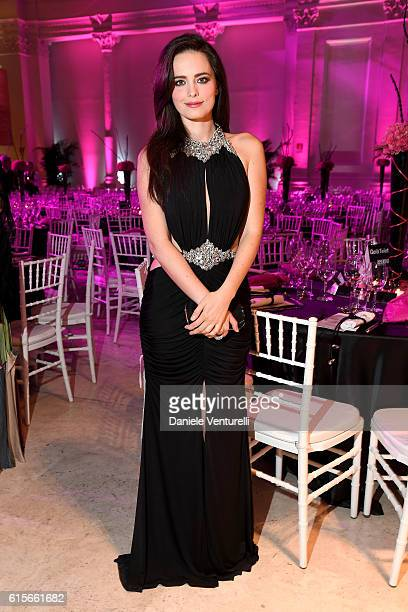 Cosima Coppola attends the Telethon Gala during the 11th Rome Film Fest on October 19 2016 in Rome Italy
