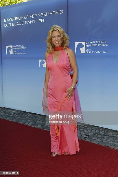 Cosima From Borsody at The Bavarian Television Award at Prinzregententheater in Munich