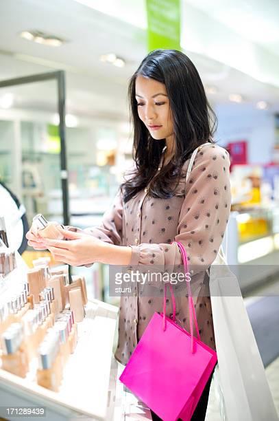 shopping cosmétique de