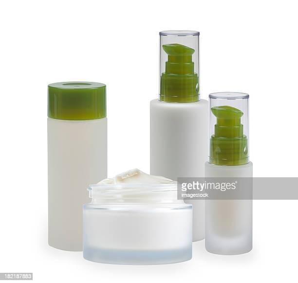 Produits cosmétiques arrangement