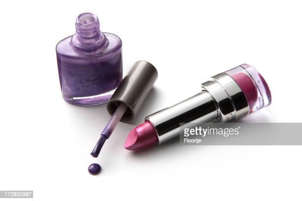 Cosmetics: Nail Polish and Lipstick