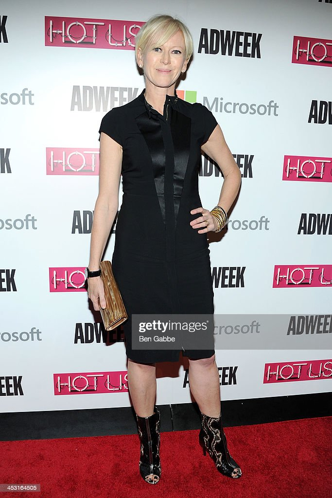 Cosmo editor in chief <a gi-track='captionPersonalityLinkClicked' href=/galleries/search?phrase=Joanna+Coles&family=editorial&specificpeople=4060670 ng-click='$event.stopPropagation()'>Joanna Coles</a> attends the 2013 Adweek Hot List gala at Capitale on December 2, 2013 in New York City.