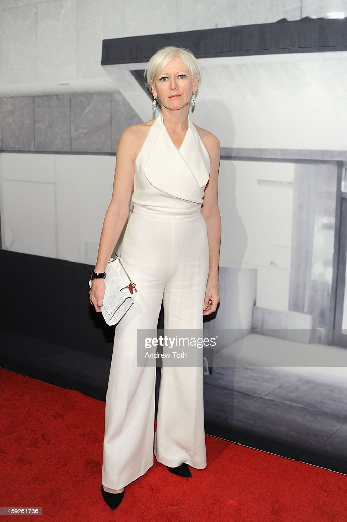 Cosmopolitan EditorinChief Joanna Coles attends The Whitney Museum Of American Art's 2014 Gala Studio Party at The Whitney Museum of American Art on...