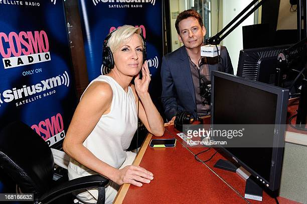 Cosmopolitan magazine EditoratLarge John Searles interviews MSNBC Morning Joe cohost Mika Brzezinski about her new book Obsessed America's Food...