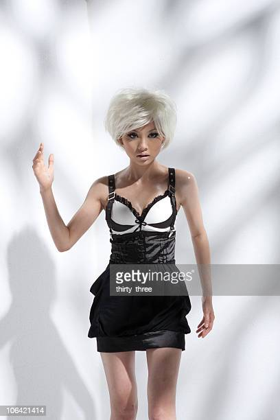 cosplay model