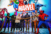 "Museum Of Pop Culture Hosts ""Marvel: Universe Of Super..."