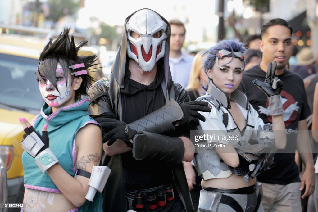 The Wild and Wacky Open Comic-Con in San Diego