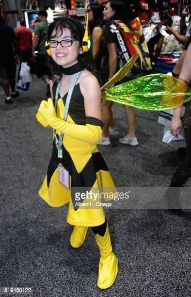 Cosplayers attendComicCon International 2017 Preview Night held at San Diego Convention Center on July 19 2017 in San Diego California
