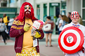 2019 Comic-Con International - General Atmosphere And...