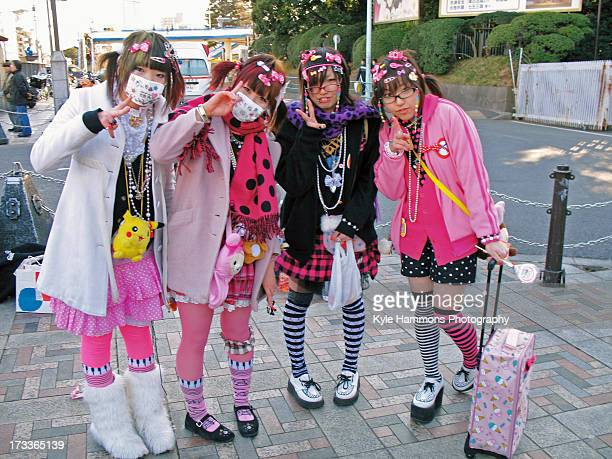 CONTENT] 'Cosplayzuku'is a subculture of Tokyo consisting mainly of teenage girls from the small towns and bedroom communities surrounding Tokyo who...
