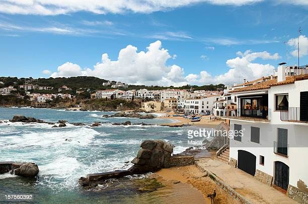 Costa Brava Village and beach