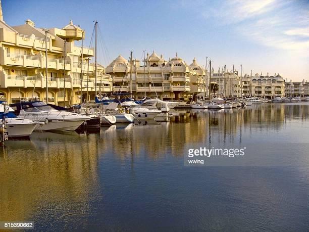 Costa Del Sol Spain marina and condos