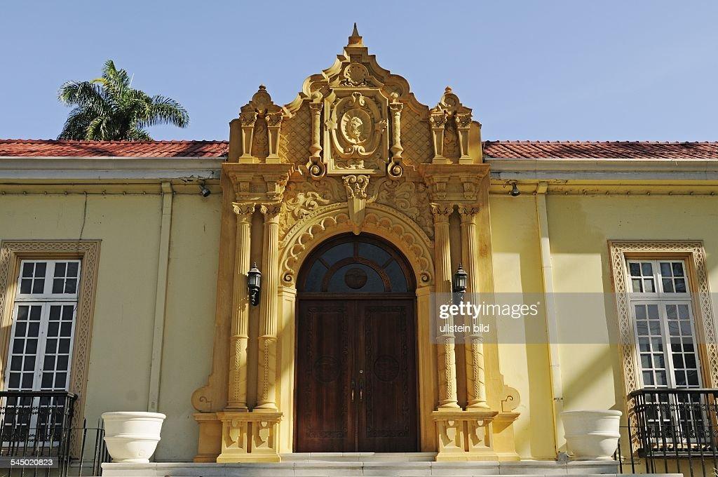 Costa Rica   San Jose: Colonial Architecture