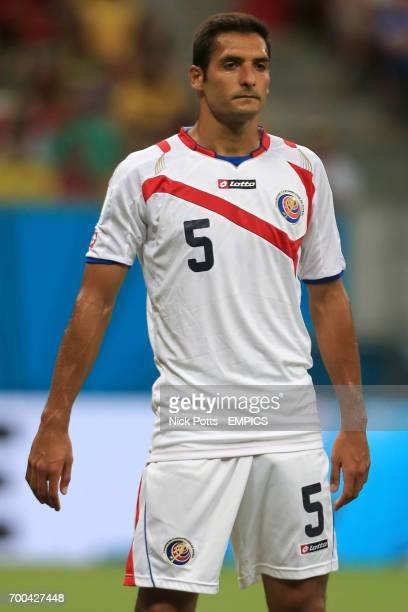 Costa Rica's Celso Borges