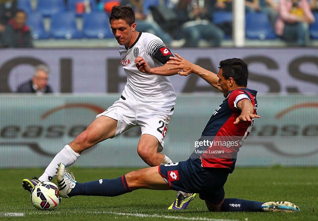 Genoa CFC v AC Cesena - Serie A