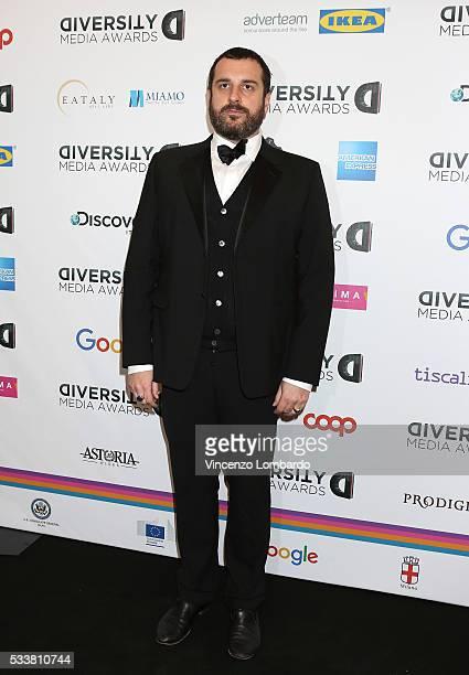Costantino Della Gherardesca attends the Diversity Media Awards Gala on May 23 2016 in Milan Italy