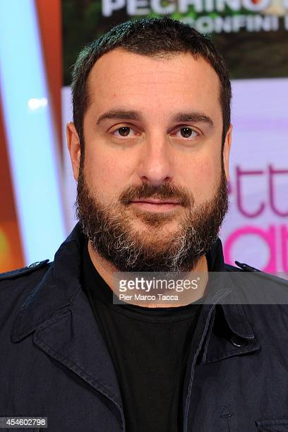 Costantino Della Gherardesca attends the 'Pechino Express' photocall on September 4 2014 in Milan Italy