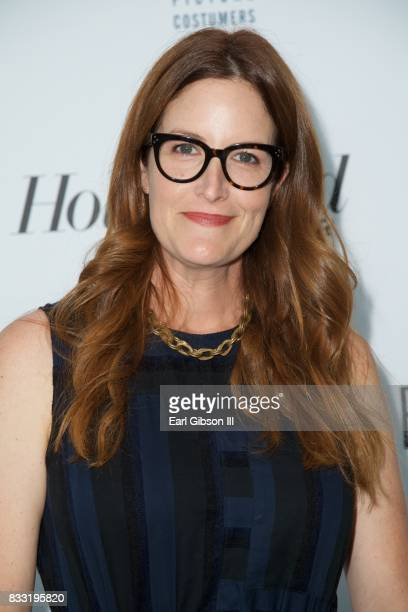 Costume Designer Alix Friedberg attends the Beverly Center And The Hollywood Reporter Present Candidly Costumes at The Beverly Center on August 16...
