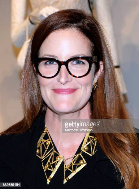 Costume designer Alix Friedberg of the emmy nominated show 'Big Little Lies' attends the media preview of the 11th annual 'Art of Television Costume...
